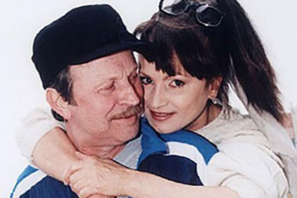Анатолий Евдокименко в последние годы жизни