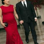 Супружеская чета ждет второго ребенка