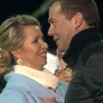Танец с женой на день семьи в Муроме