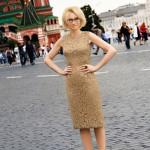 Селфи на Красной площади
