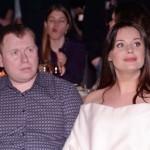 Федорова с мужем