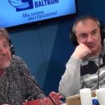 Фоменко и Ярмольник на радио