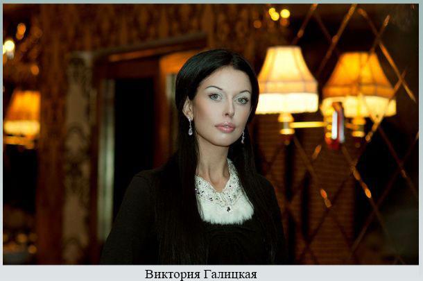 Виктория Галицкая
