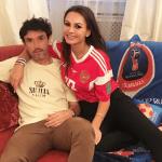 Инна с мужем Юрием