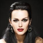 Красивая и сильная женщина