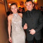 Светский выход с Николаем Фоменко