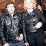 Михаил с Ларисой в метро