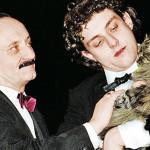 Михаил с отцом