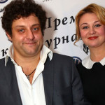 Михаил и Лариса Полицеймако