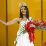 На конкурсе Мисс Вселенная