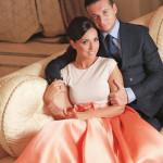 Романтическое фото с мужем