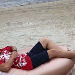 Суровый отдых на море