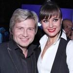 С певцом Николаем Басковым
