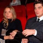 В театре с мужем