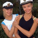 Актрисы Ольга и Татьяна Арнтгольц