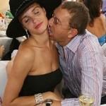 Поцелуи мужа Славы - Анатолия