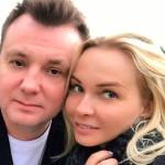 С мужем Алексеем