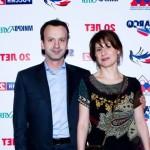 Семейная чета Дворкович и Рустамова