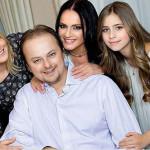Семья Руслана Евдокименко - сына Софии Ротару