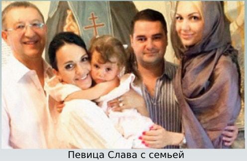 Семья Славы