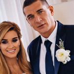 Свадебное фото со вторым мужем