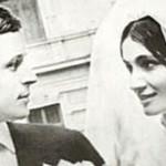 Свадебное фото Софии Ротару