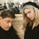 С Верой Брежневой