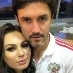 Юрий Жирков и Ирина Грачевская
