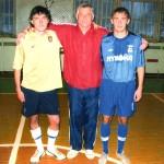 Юрий Жирков с тренером