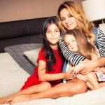 Анжелика с детьми