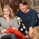Александр и Карина Константиновы