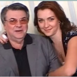 Светлана с наставником и педагогом Александром Ширвиндтом