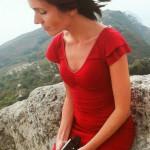 Анастасия в горах
