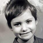 Детское фото Анны