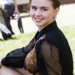 На этом фото Анне 17 лет