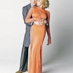 Анна Шаплыкова с мужем