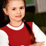 Детское фото Ани
