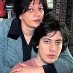 Артемий Лебедев с мамой