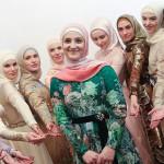 Айшат Кадырова представила коллекцию одежды