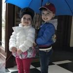 Двойняшки Лиза и Гарри