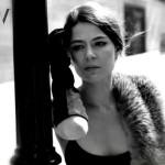 Елена Лядова в съемке для Vogue