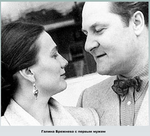 Галина Брежнева и Евгений Милаев