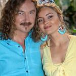 Игорь Николаев со старшей дочкой - Юлей