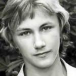 Игорь в молодости