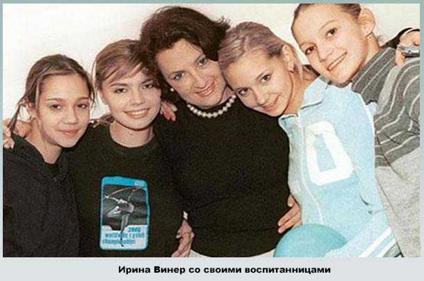 Ирина воспитала лучших гимнасток РФ