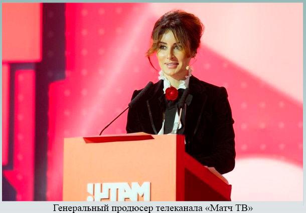 Генеральный продюсер телеканала Матч ТВ
