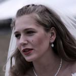 Карина Андоленко примерила свадебное платье