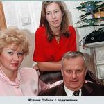 Семья первого мэра Санкт-Петербурга