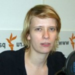 Марина Литвинович на радио
