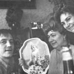 Галина Брежнева с любовником Марисом Лиепа